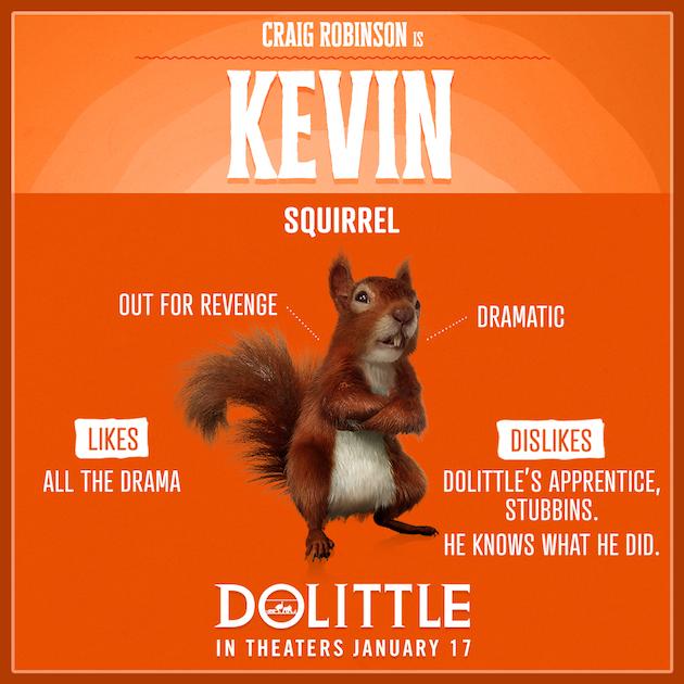 Dolittle Kevin