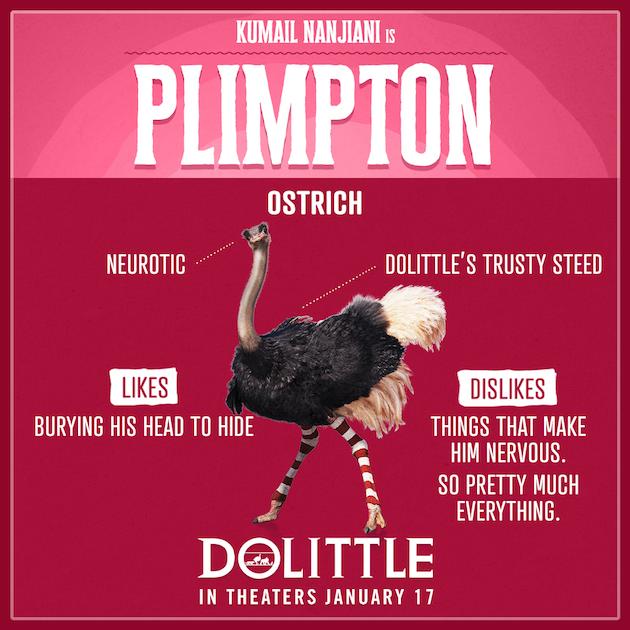 Dolittle Plimpton