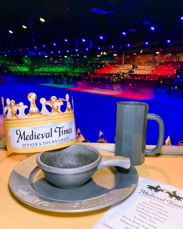 Grand Arena Medieval Times