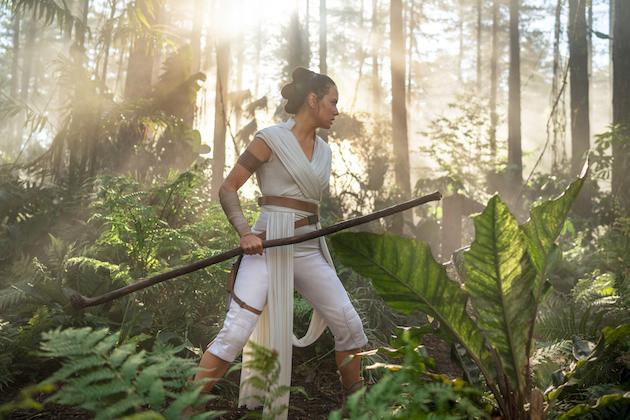 Rey The Rise of Skywalker