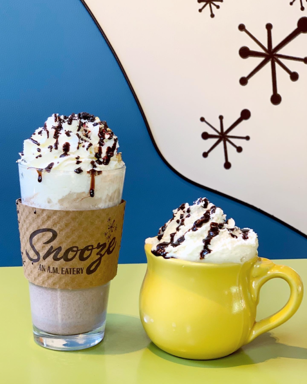 Snooze Candy Cane Cocoa