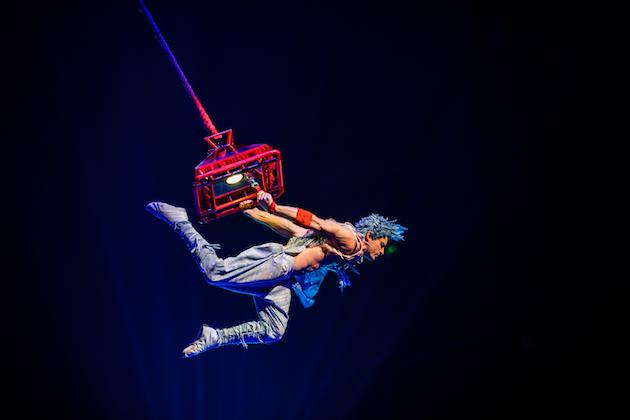 Waz Acro Lamp Cirque Volta