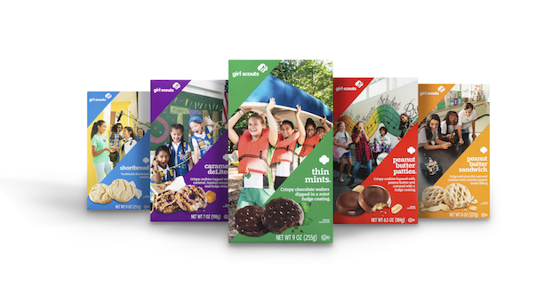 2020 Girl Scout Cookie Lineup