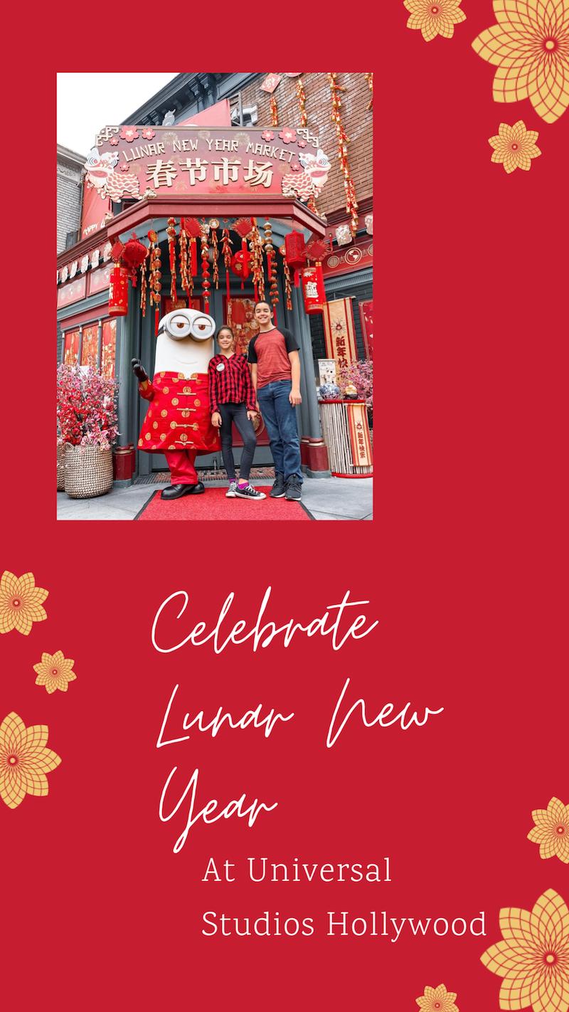 Lunar New Year at Universal Studios