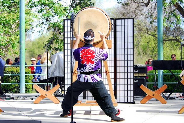 Orange County Cherry Blossom Festival