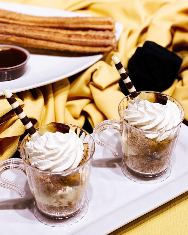 Root Beer Float Trifle