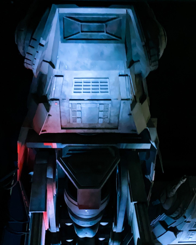 AT-AT Walkers Rise of the Resistance