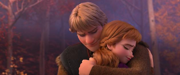 Anna Kristoff Frozen 2