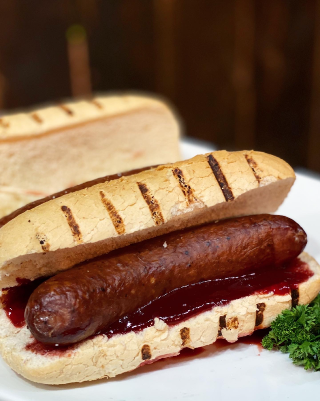 Boysenberry Sausage