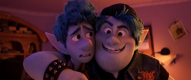 Brothers in Pixar Onward