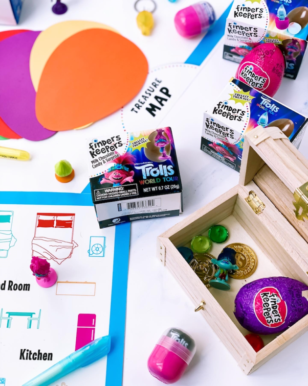 Finders Keepers Surprise Candy Boxes