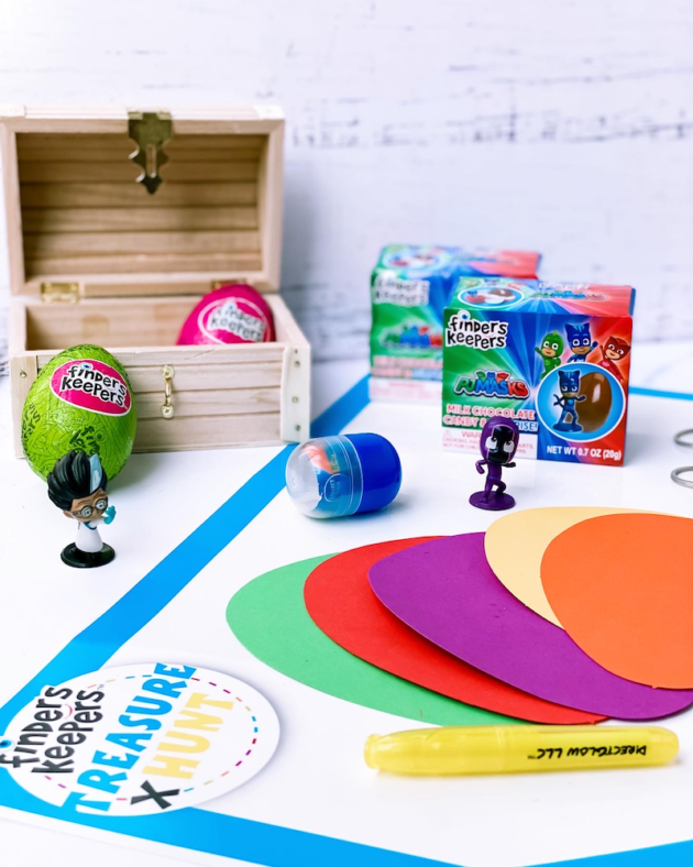 Finders Keepers Toy and Candy Surprise Boxes