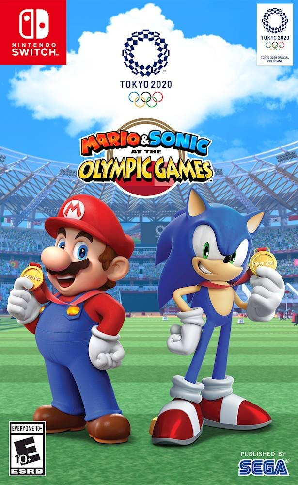 Mario and Sonic at the Olympic Games Nintendo Switch