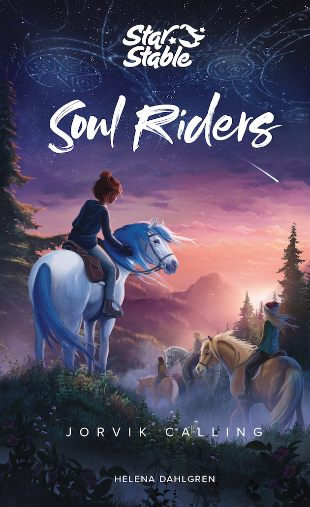 Star Stable Book Series Soul Riders Jorvik Calling