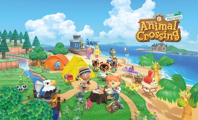 Animal Crossing New Horizons Art