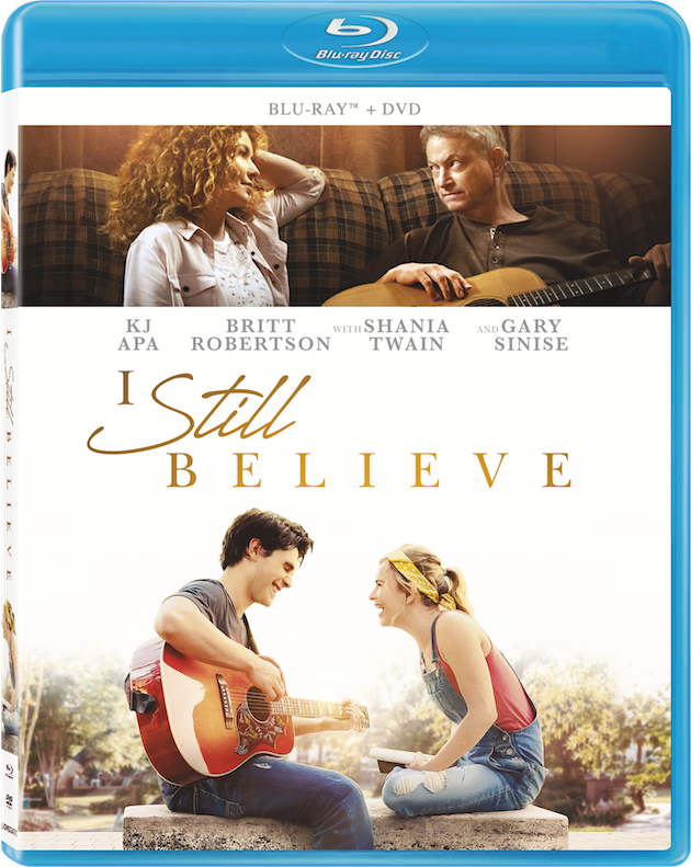 I Still Believe Blu-ray