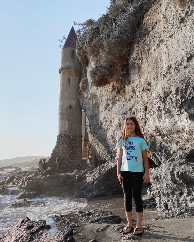 Pirate Tower Victoria Beach