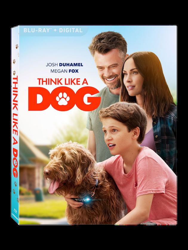 Think Like a Dog DVD