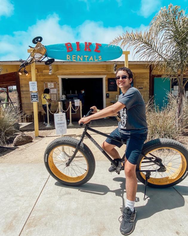 Bike Rentals at KOA