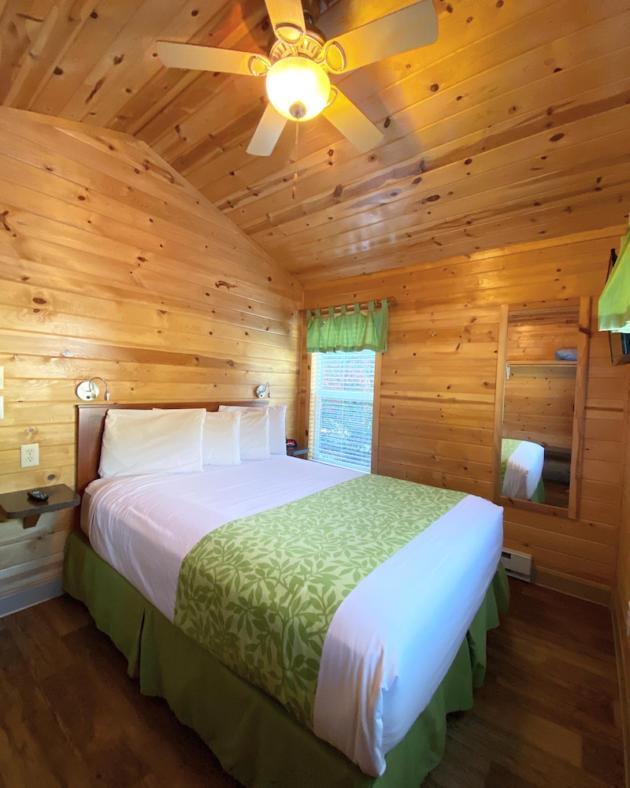 Deluxe Cabin at KOA Monterey