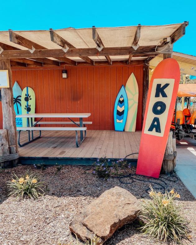 KOA Monterey Santa Cruz