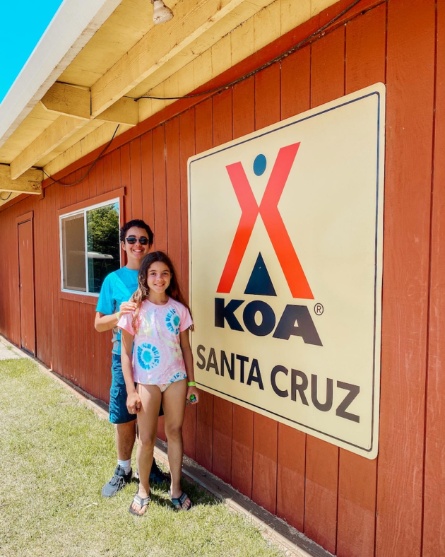 KOA Santa Cruz