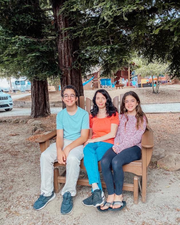 Multigenerational Camping